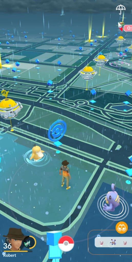 pokemon en realidad aumentada